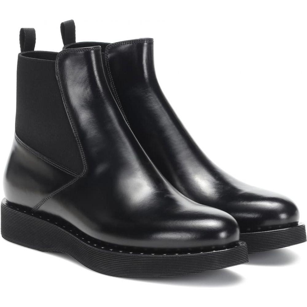 チャーチ Church's レディース ブーツ チェルシーブーツ シューズ・靴【cassie leather chelsea boots】Black
