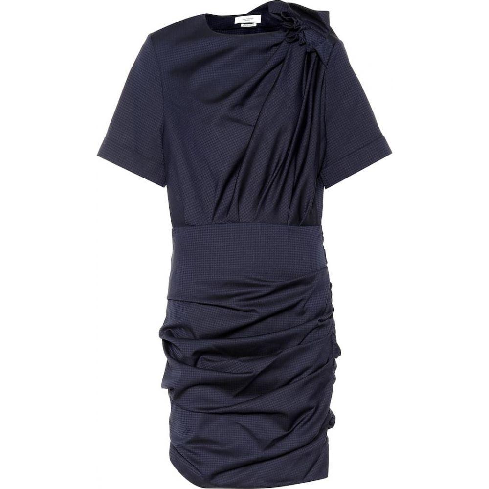 イザベル マラン Isabel Marant, Etoile レディース ワンピース ワンピース・ドレス【oria wool dress】Midnight