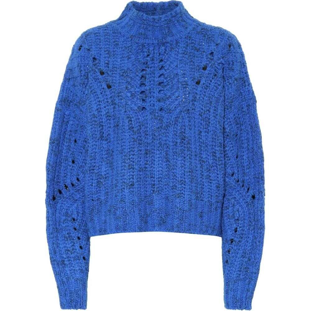 イザベル マラン Isabel Marant レディース ニット・セーター トップス【jilly wool sweater】Blue
