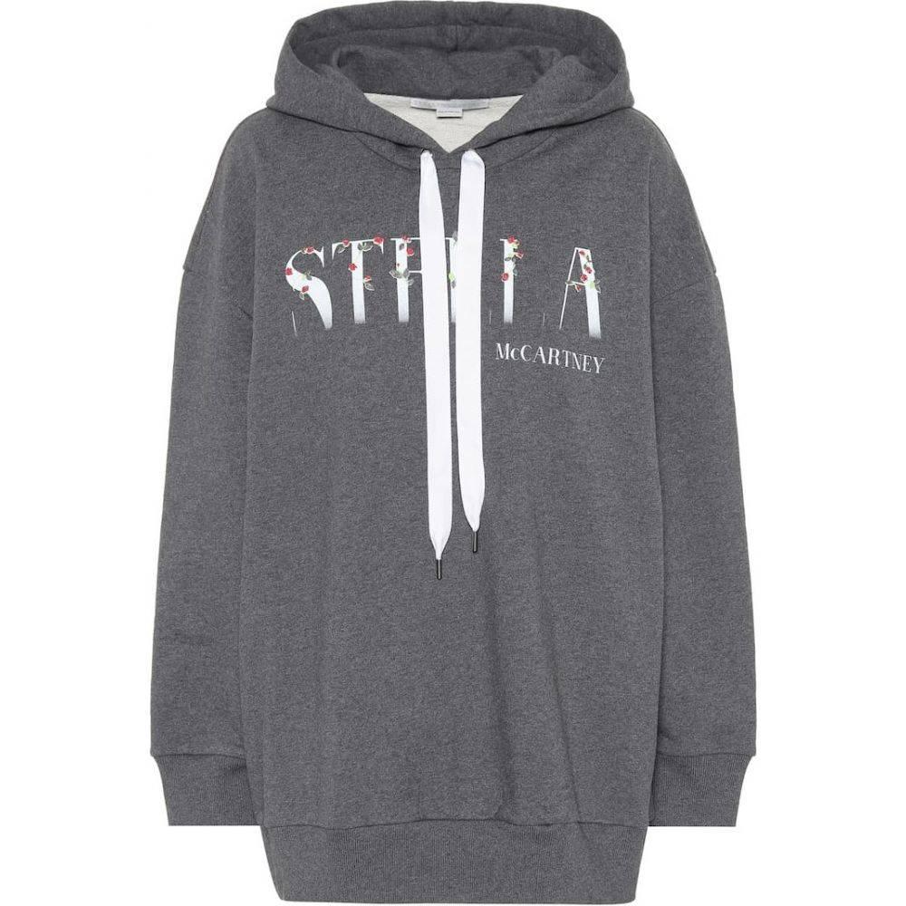 ステラ マッカートニー Stella McCartney レディース パーカー トップス【printed cotton hoodie】