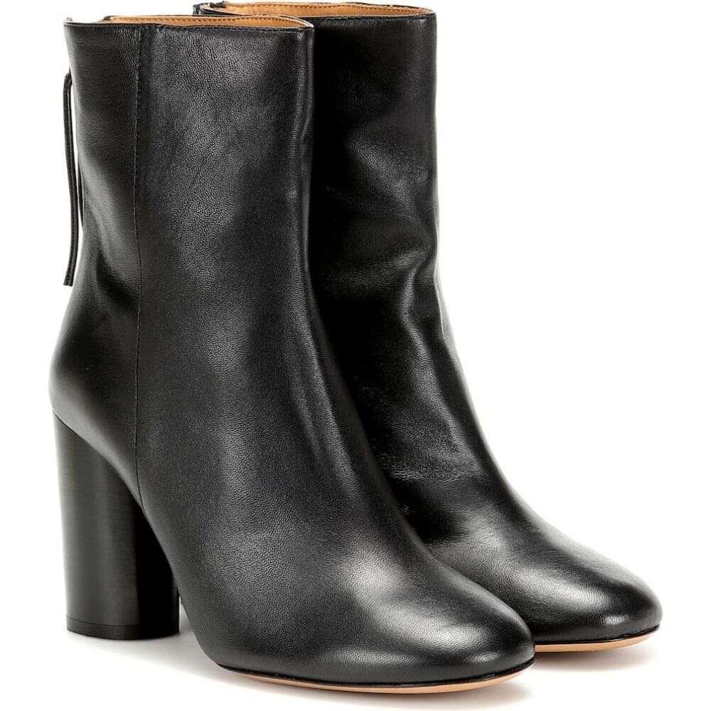 イザベル マラン Isabel Marant レディース ブーツ ショートブーツ シューズ・靴【garett leather ankle boots】Black