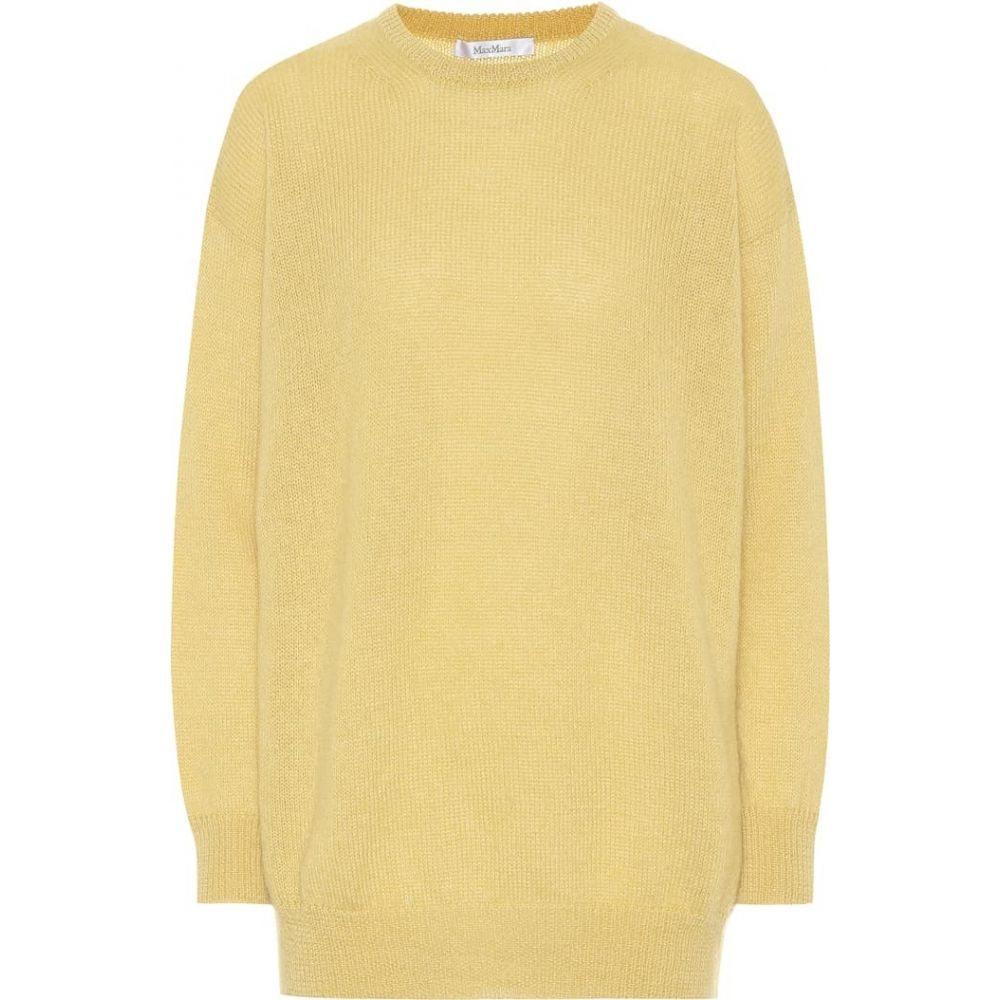 マックスマーラ Max Mara レディース ニット・セーター トップス【relax mohair-blend sweater】