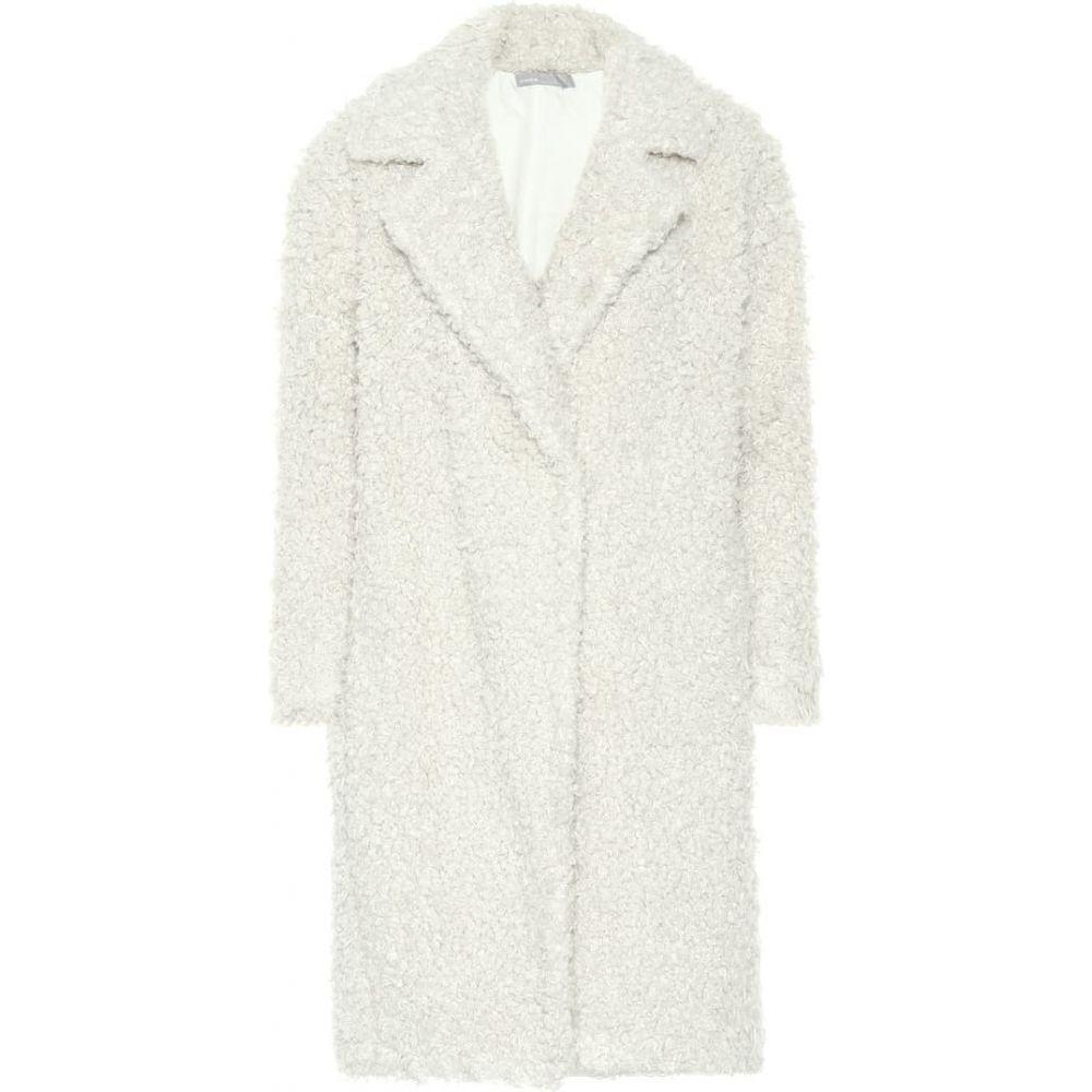 ヴィンス Vince レディース コート シアリング アウター【faux shearling coat】