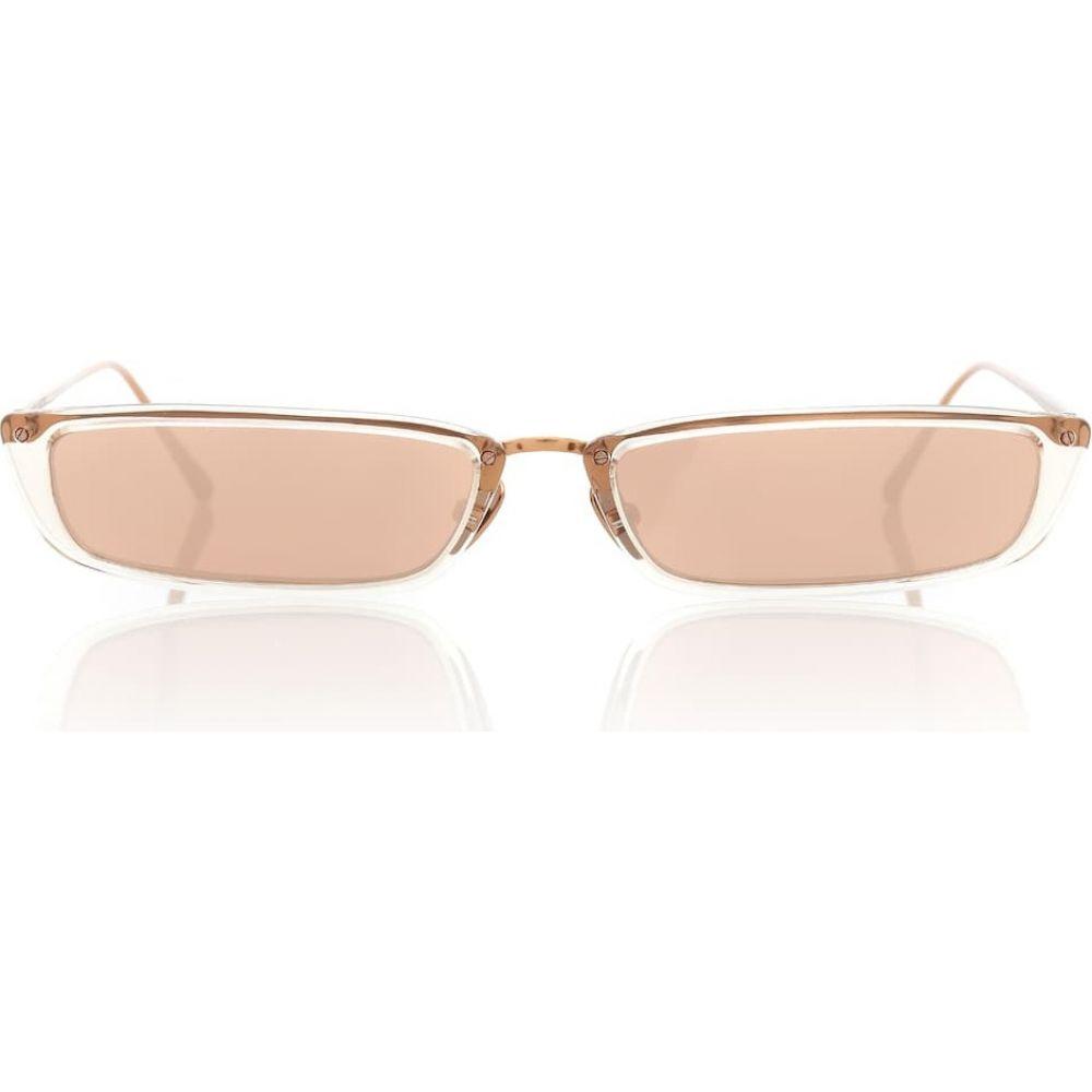 リンダ ファロー Linda Farrow レディース メガネ・サングラス 【rectangular sunglasses】