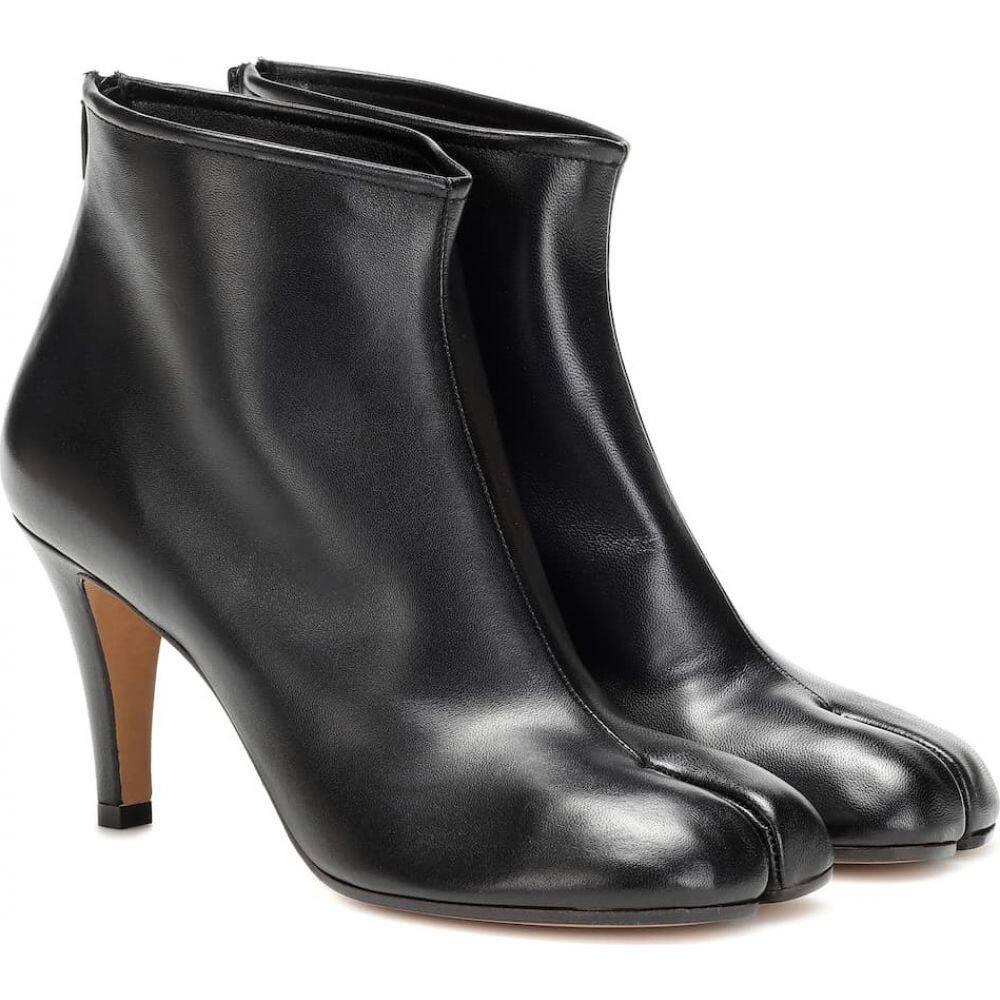 メゾン マルジェラ Maison Margiela レディース ブーツ ショートブーツ シューズ・靴【tabi leather ankle boots】