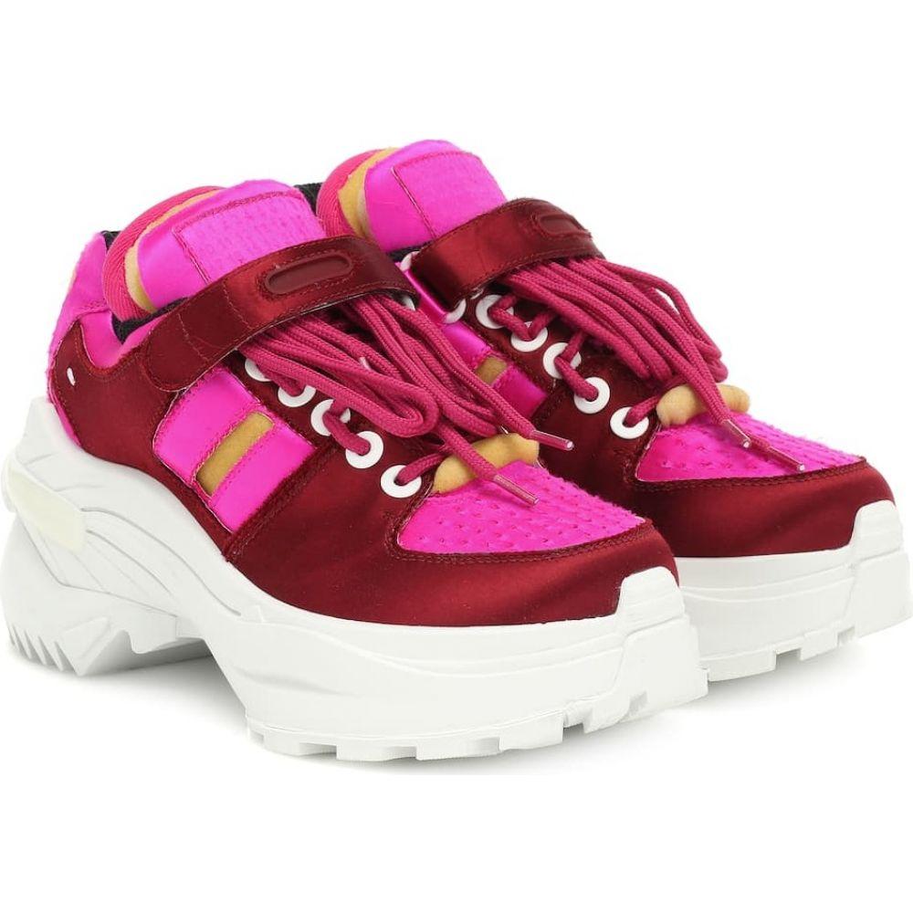 メゾン マルジェラ Maison Margiela レディース スニーカー シューズ・靴【retro fit satin sneakers】