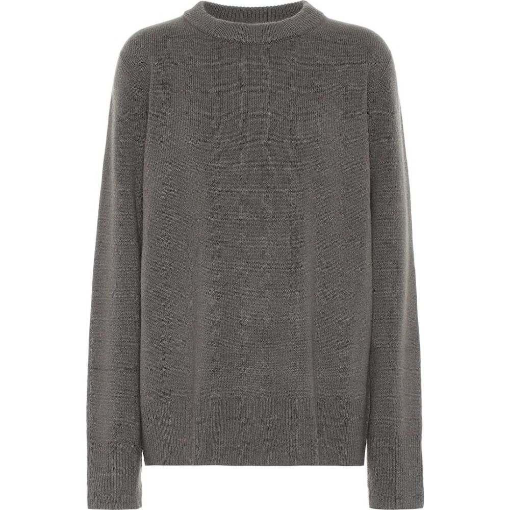 ザ ロウ The Row レディース ニット・セーター トップス【sibina wool and cashmere sweater】Derby Grey