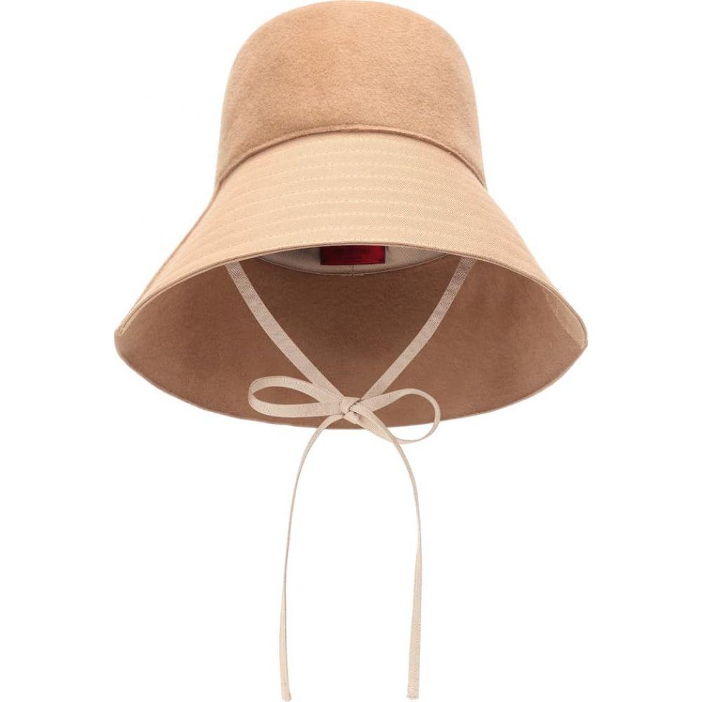 ヴァレンティノ Valentino レディース ハット バケットハット 帽子【garavani felt bucket hat】