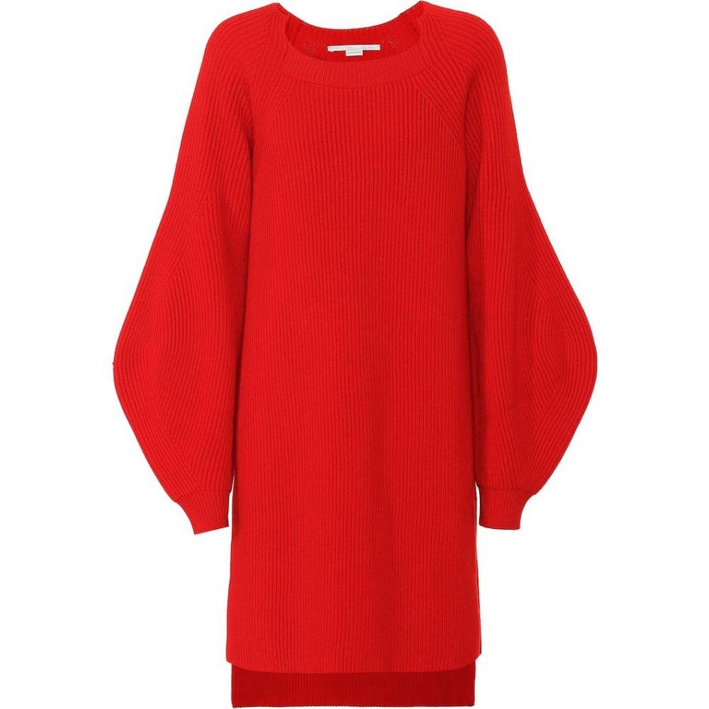 ステラ マッカートニー Stella McCartney レディース チュニック トップス【ribbed wool tunic sweater】