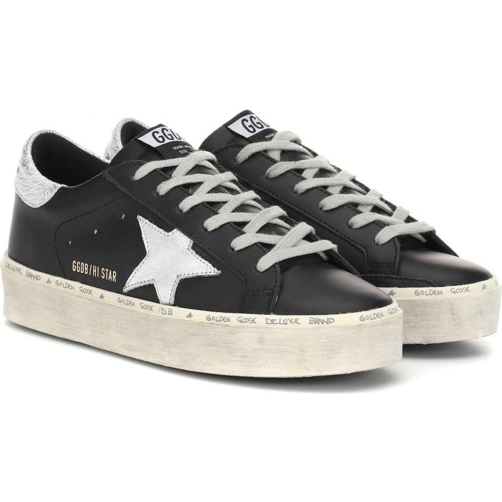 ゴールデン グース Golden Goose レディース スニーカー シューズ・靴【Hi Star leather sneakers】