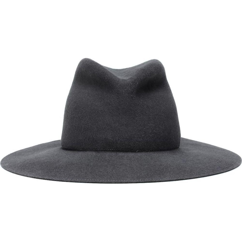 ローラ ハット Lola Hats レディース 帽子 【Snap Saddled Up Redux felt hat】Steel/Coral