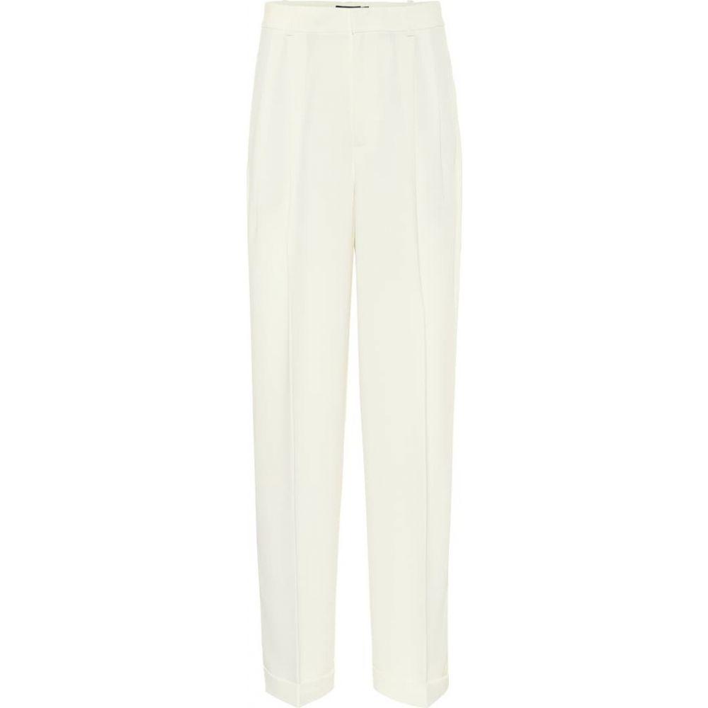 ラルフ ローレン Polo Ralph Lauren レディース ボトムス・パンツ 【High-rise straight-fit pants】Clubhouse Cream