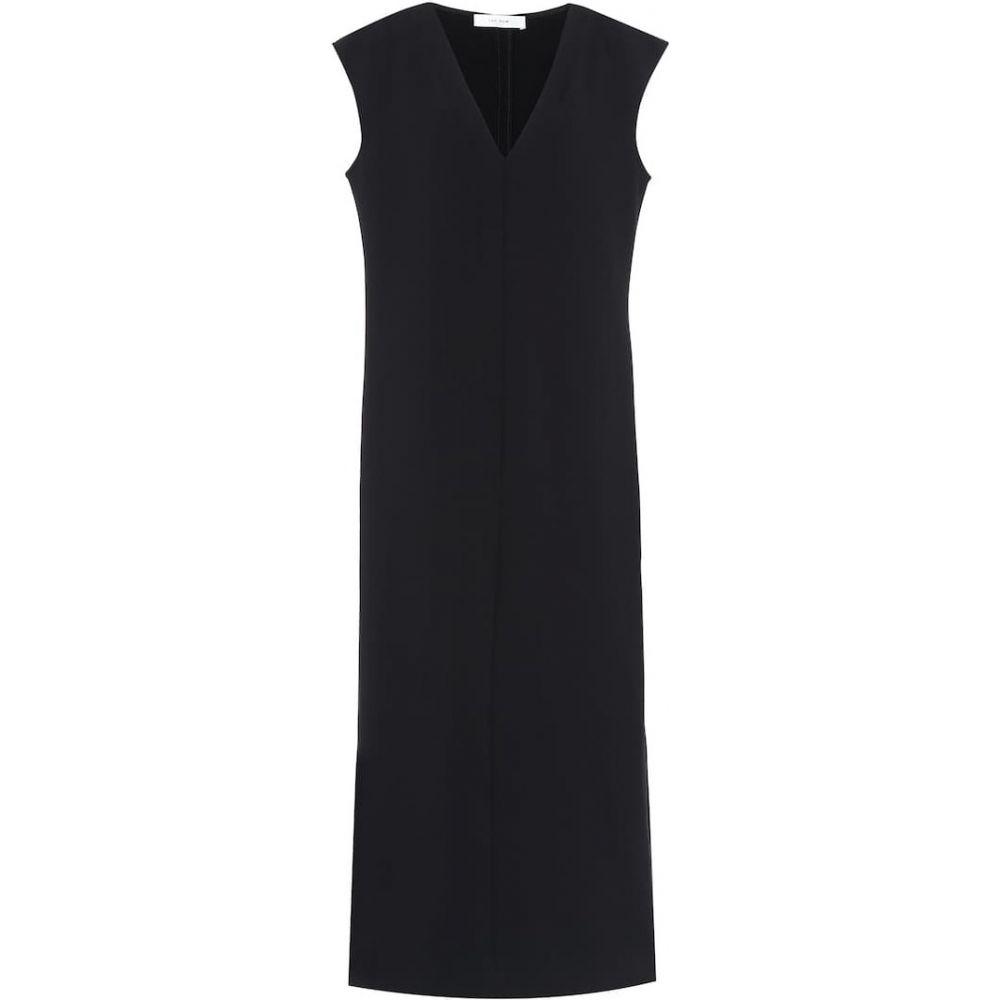 ザ ロウ The Row レディース ワンピース ワンピース・ドレス【Jeane stretch-scuba dress】Black