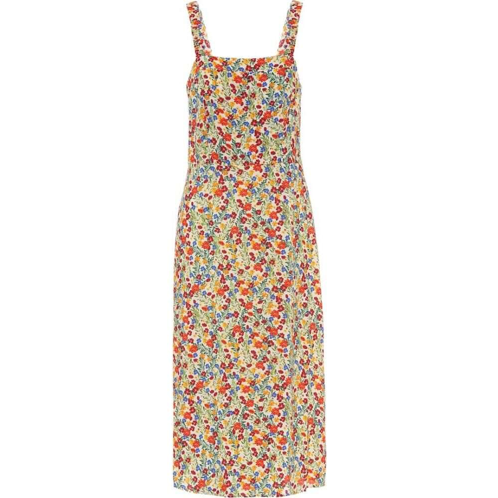 ベルベット グラハム&スペンサー Velvet レディース ワンピース ミドル丈 ワンピース・ドレス【Raya floral midi dress】Blossom