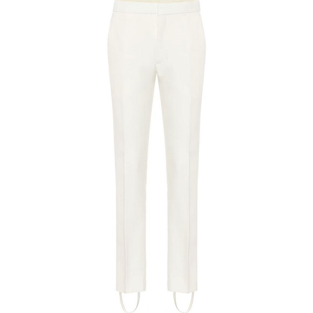 ワードローブ ニューヨーク WARDROBE.NYC レディース ボトムス・パンツ 【Release 05 high-rise wool pants】Off White