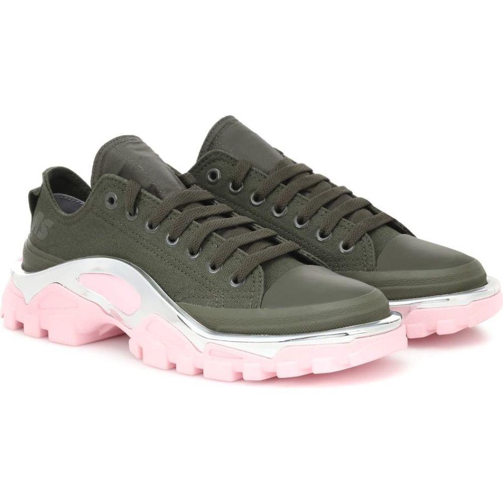 アディダス Adidas by Raf Simons レディース スニーカー シューズ・靴【RS Detroit Runner sneakers】NgtCar/NgtCar/Diva