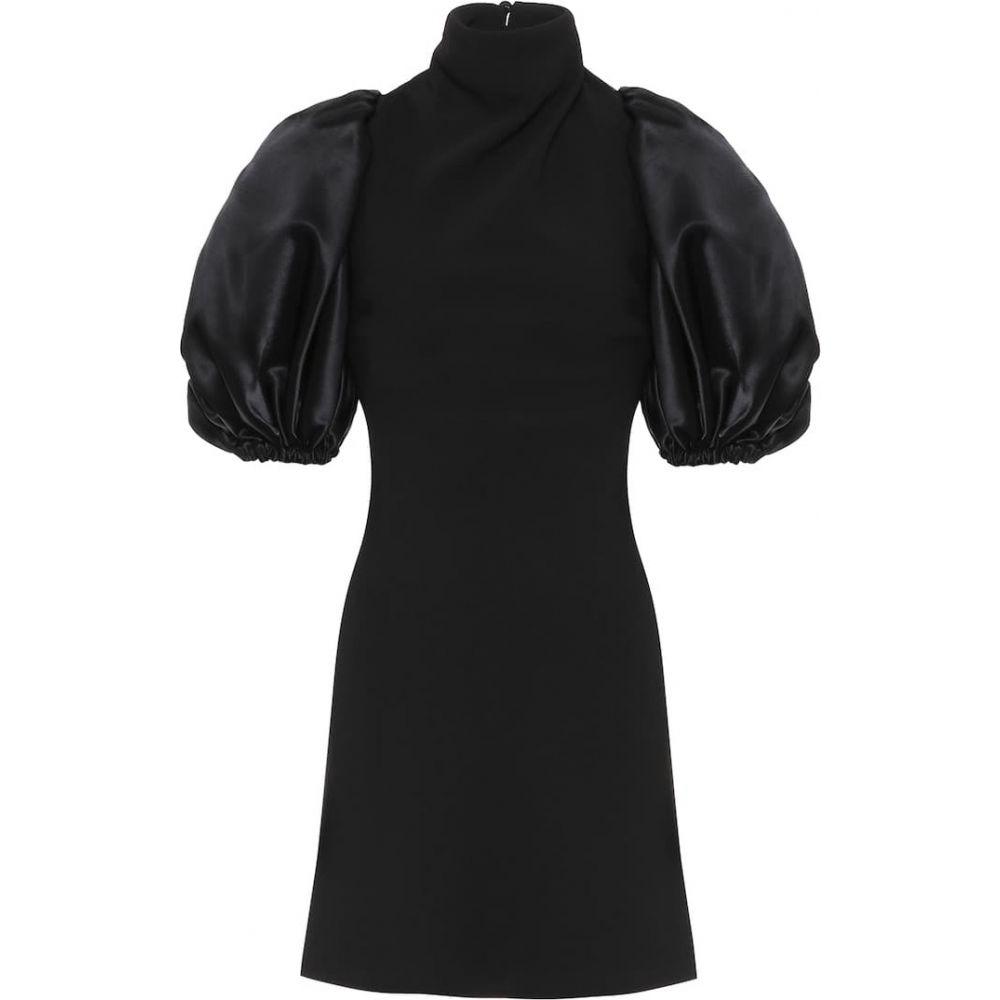 エラリー Ellery レディース ワンピース ワンピース・ドレス【Epic Saga crepe minidress】Black