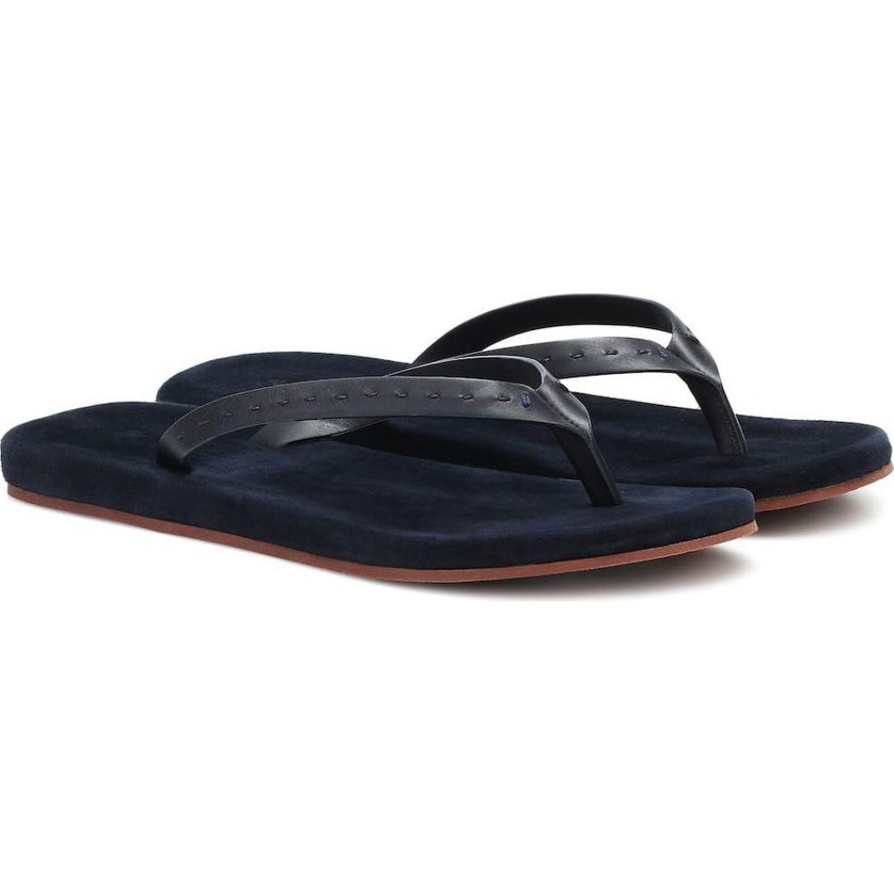 ロロピアーナ Loro Piana レディース サンダル・ミュール シューズ・靴【My LP suede thong sandals】