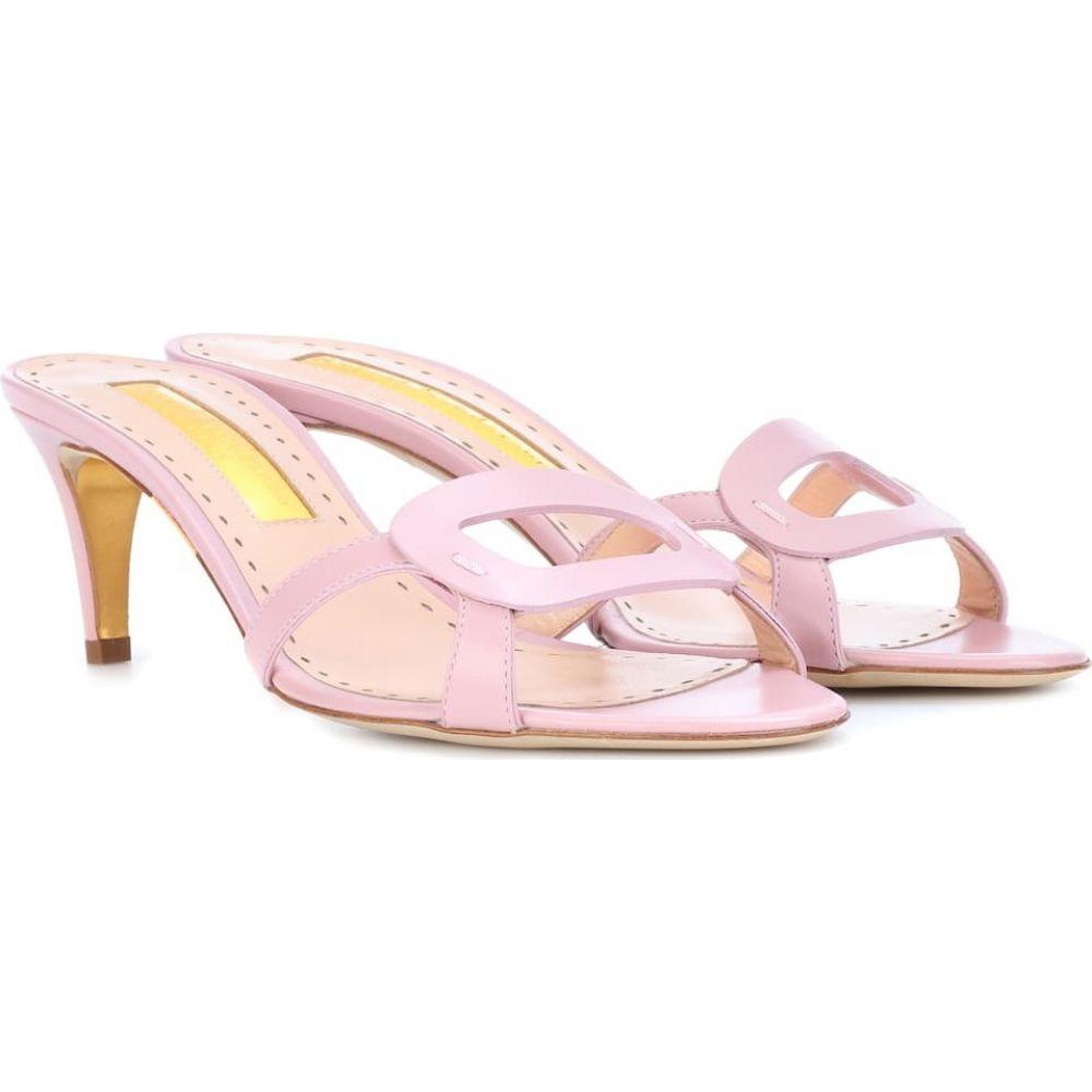 ルパート サンダーソン Rupert Sanderson レディース サンダル・ミュール シューズ・靴【Maeve leather sandals】Hortensia
