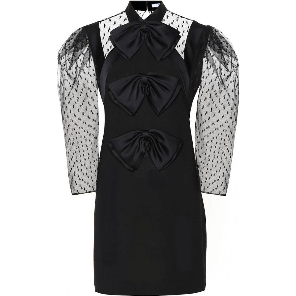ジバンシー Givenchy レディース ワンピース ワンピース・ドレス【Wool dress】Black