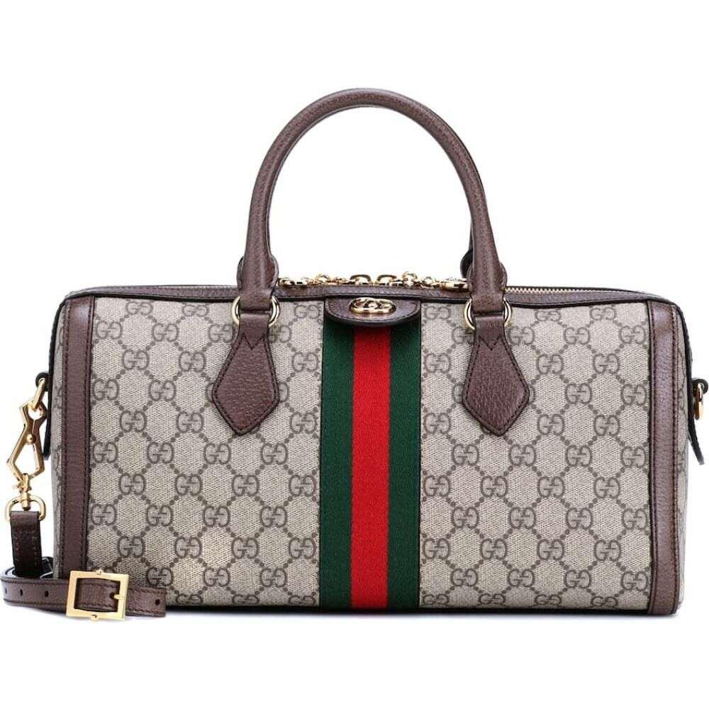 グッチ Gucci レディース ショルダーバッグ バッグ【Ophidia GG shoulder bag】Beige Ebony