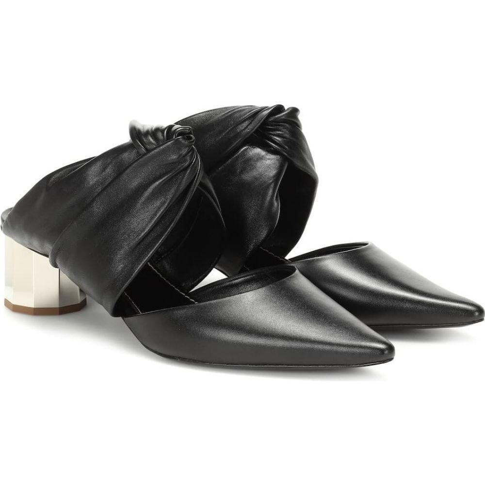 プロエンザ スクーラー Proenza Schouler レディース パンプス シューズ・靴【Leather pumps】Algeri/Silver
