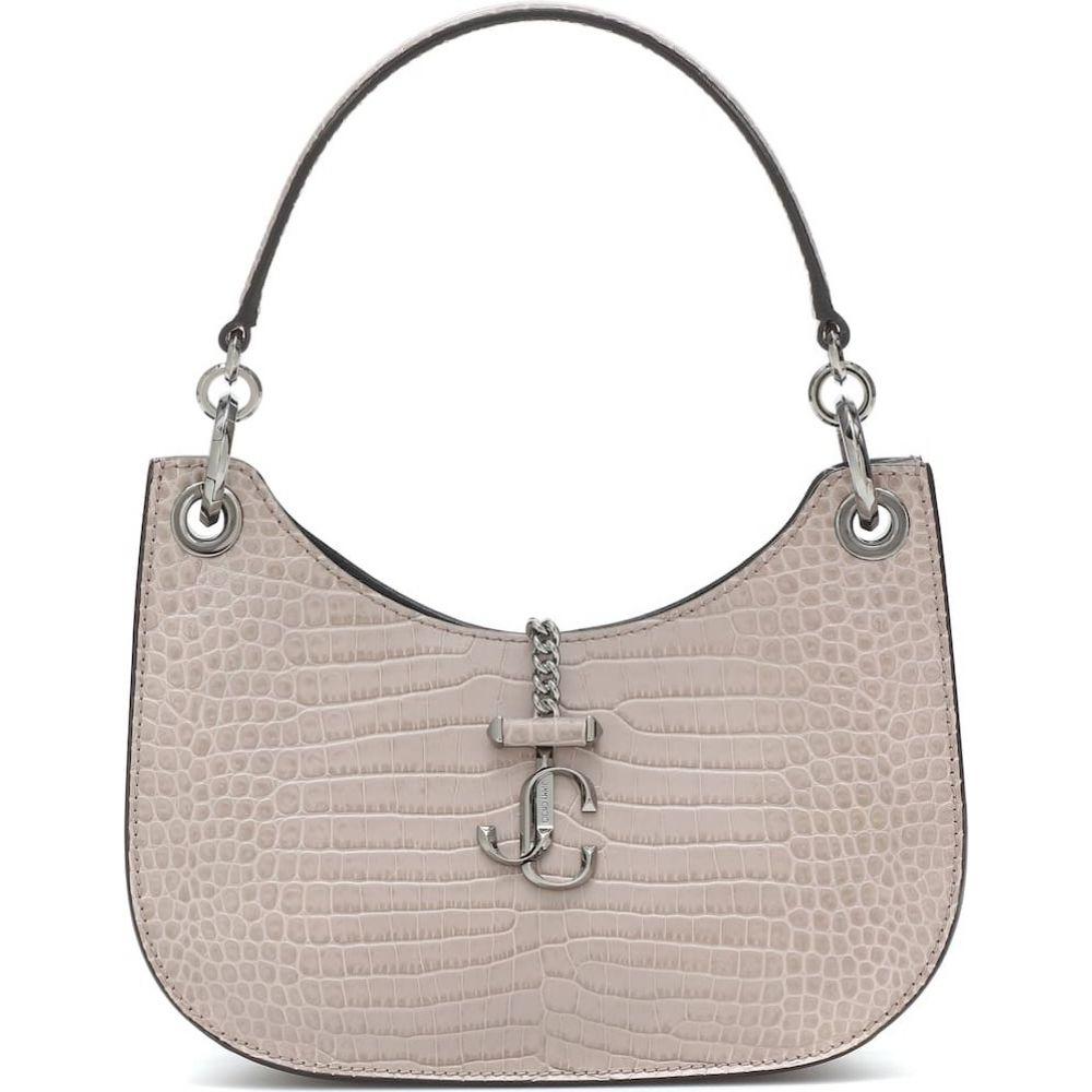 ジミー チュウ Jimmy Choo レディース ショルダーバッグ バッグ【Varenne Hobo Small leather shoulder bag】Sand