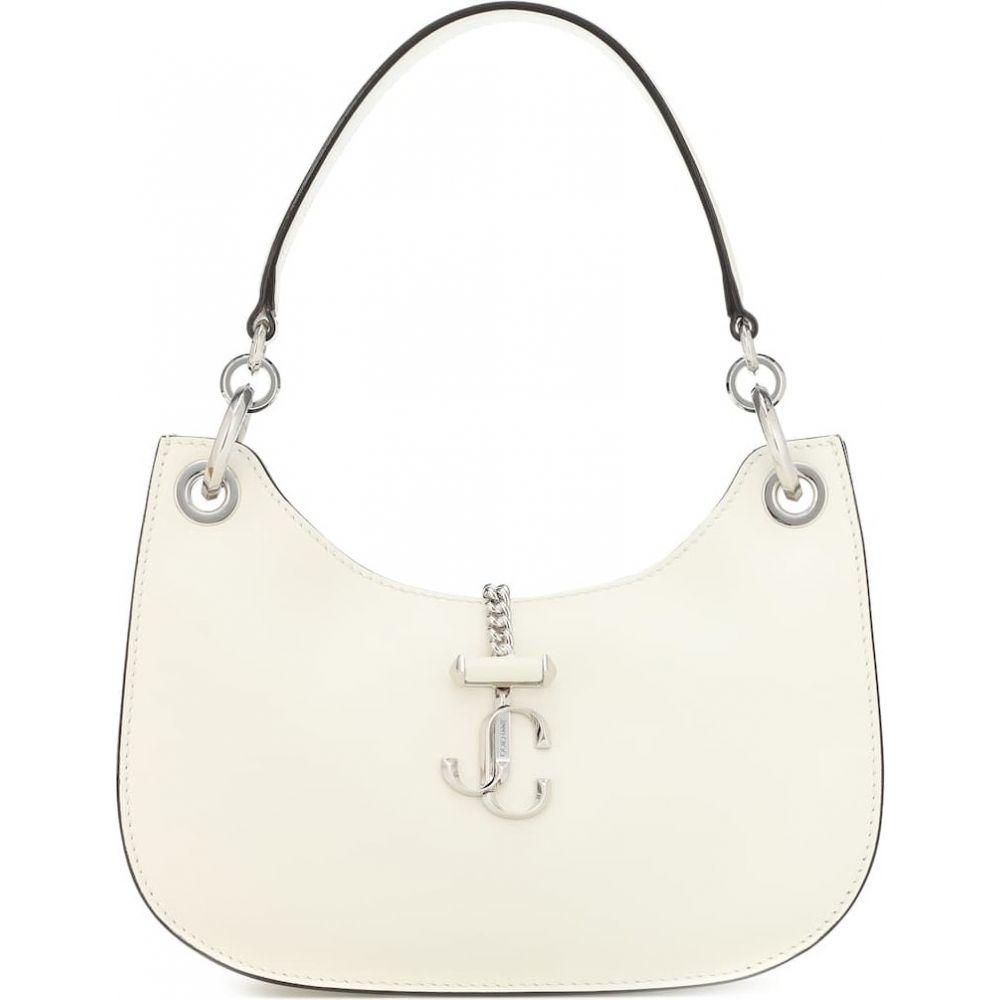 ジミー チュウ Jimmy Choo レディース ショルダーバッグ バッグ【Varenne Hobo Small leather shoulder bag】Latte/Latte