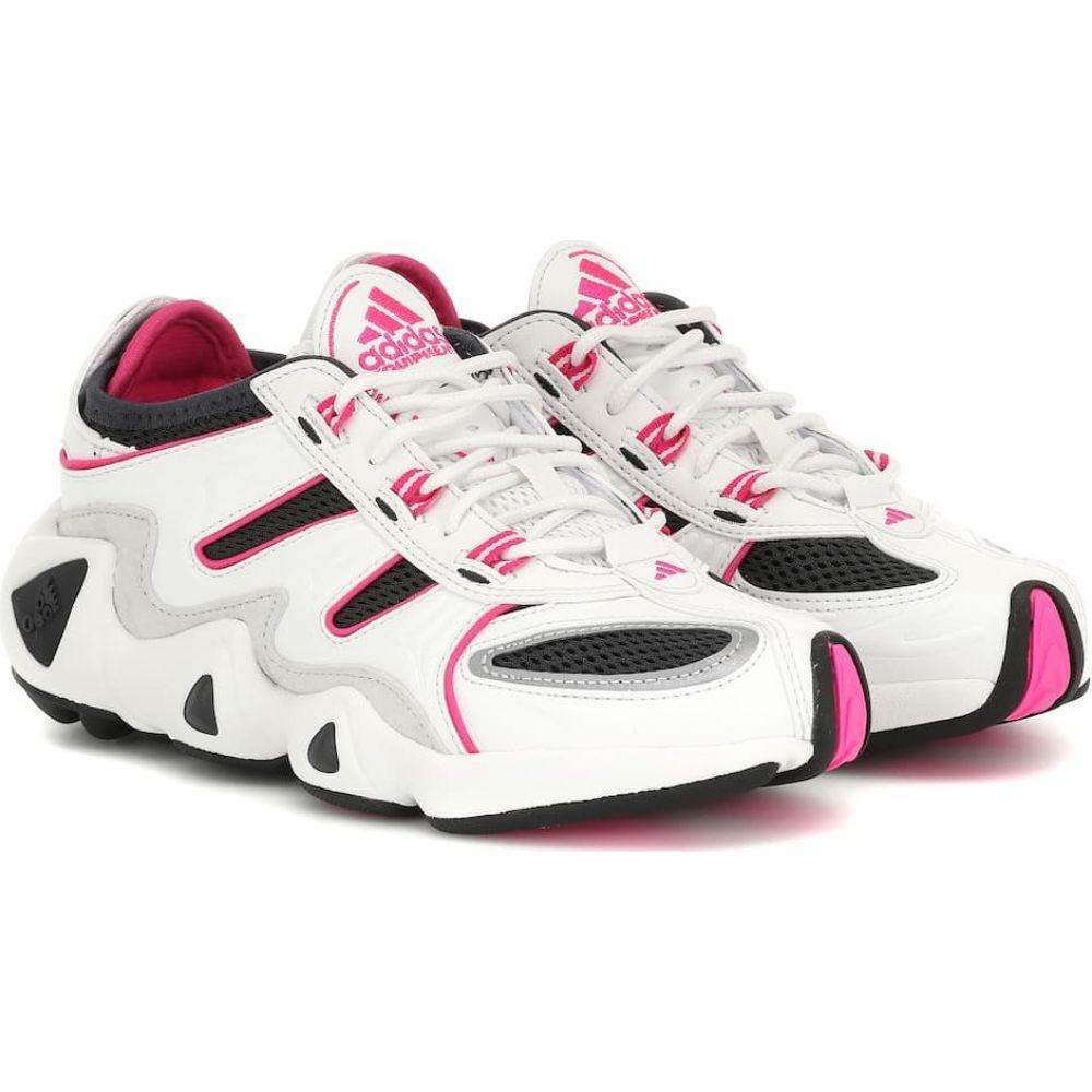 アディダス Adidas Originals レディース スニーカー シューズ・靴【fyw s-97 leather sneakers】Crystal white/Shopnk