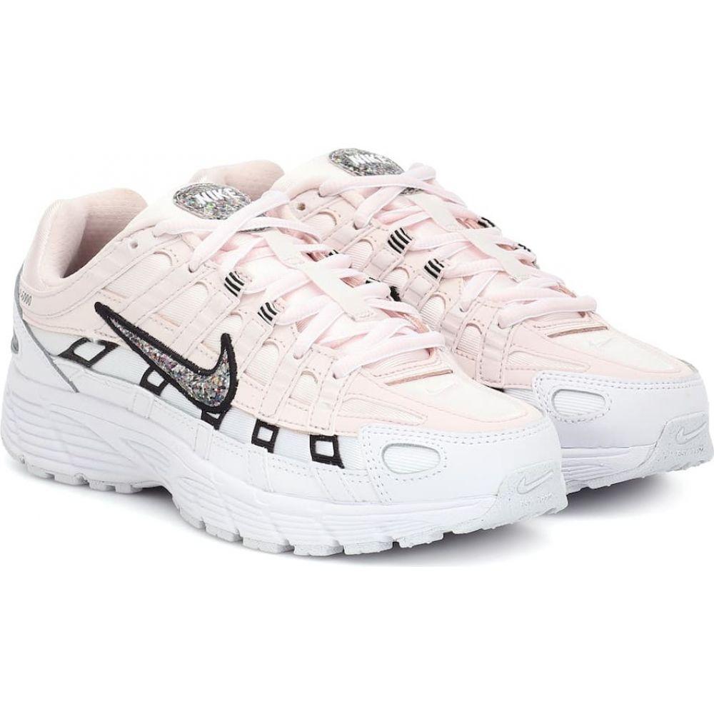 ナイキ Nike レディース スニーカー シューズ・靴【p-6000 sneakers】Ltsfpk/Mltclr