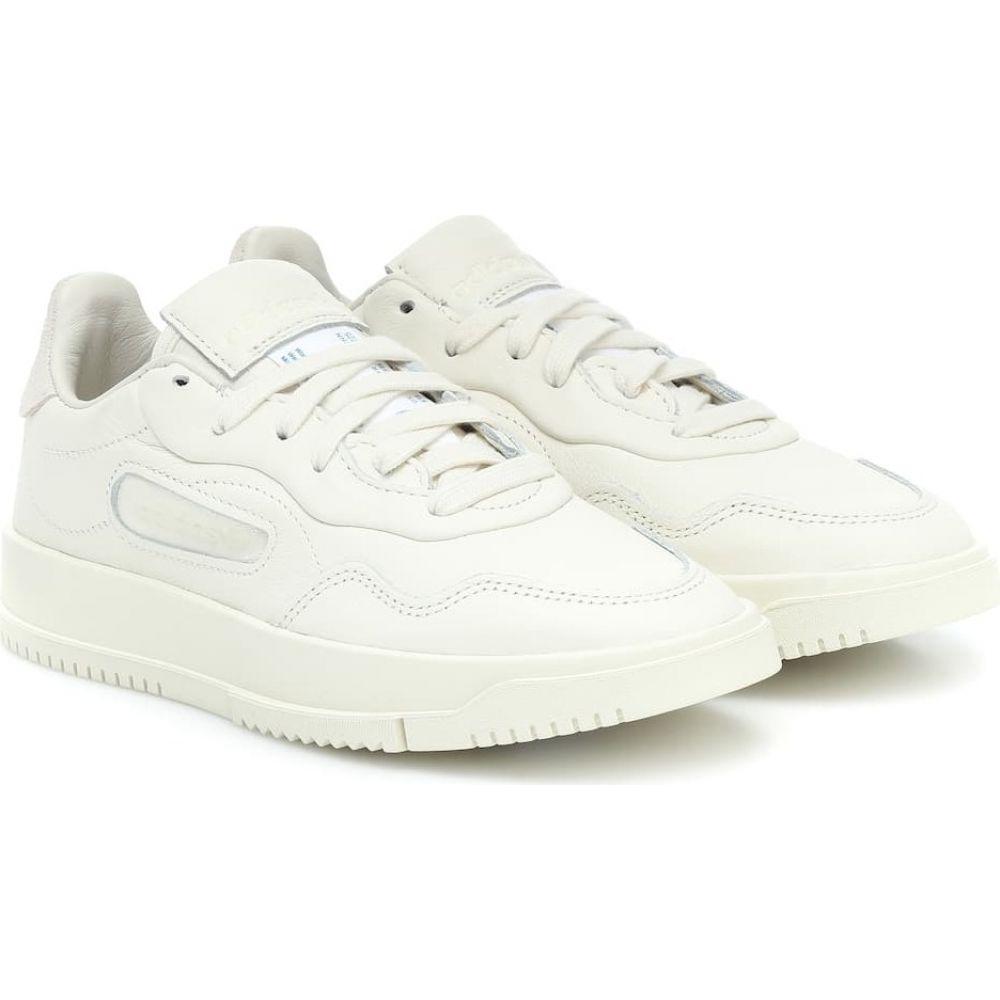 アディダス Adidas Originals レディース スニーカー シューズ・靴【sc premiere leather sneakers】OWhite/OWhite/OWhite