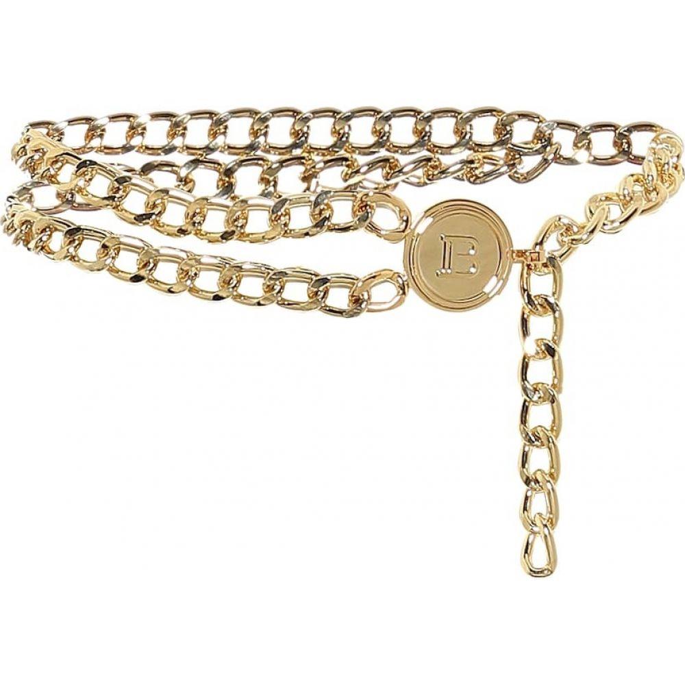 バルマン Balmain レディース ベルト 【chain belt】Gold