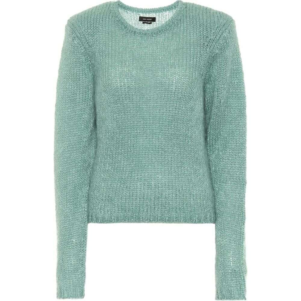 イザベル マラン Isabel Marant レディース ニット・セーター トップス【erin mohair-blend sweater】Green