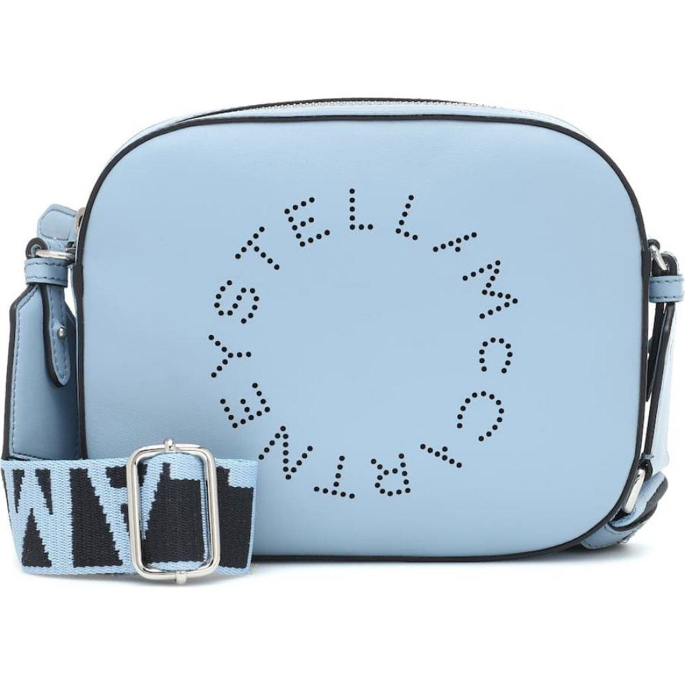 ステラ マッカートニー Stella McCartney レディース ショルダーバッグ バッグ【logo shoulder bag】Sky