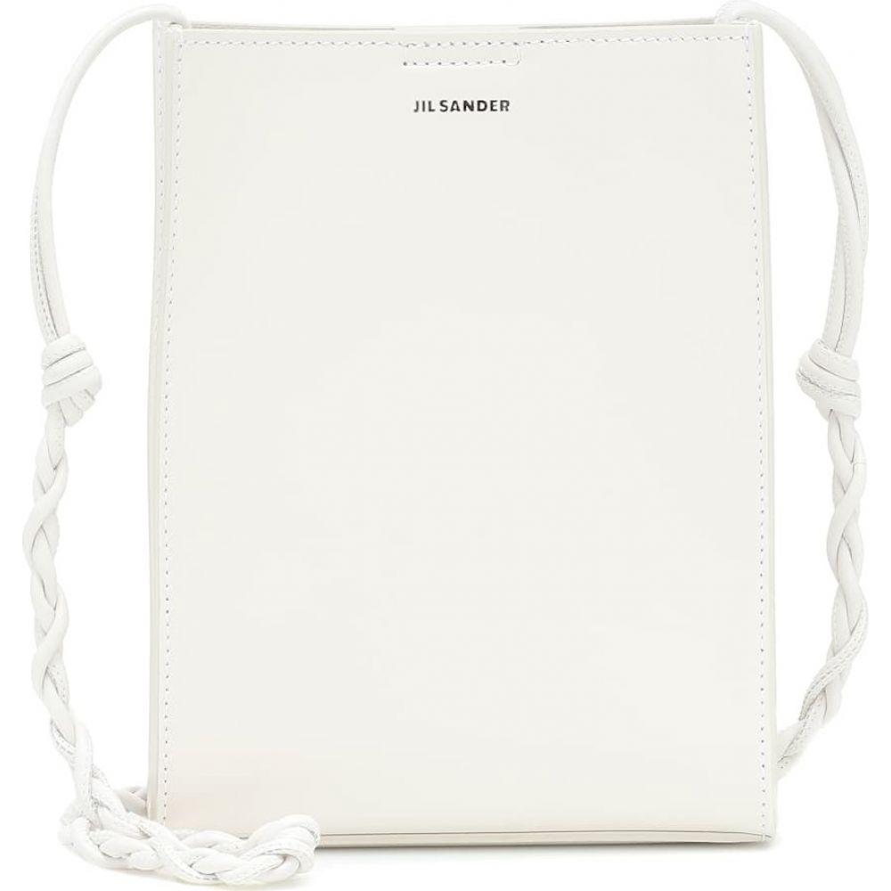 ジル サンダー Jil Sander レディース ショルダーバッグ バッグ【tangle small leather shoulder bag】Milk
