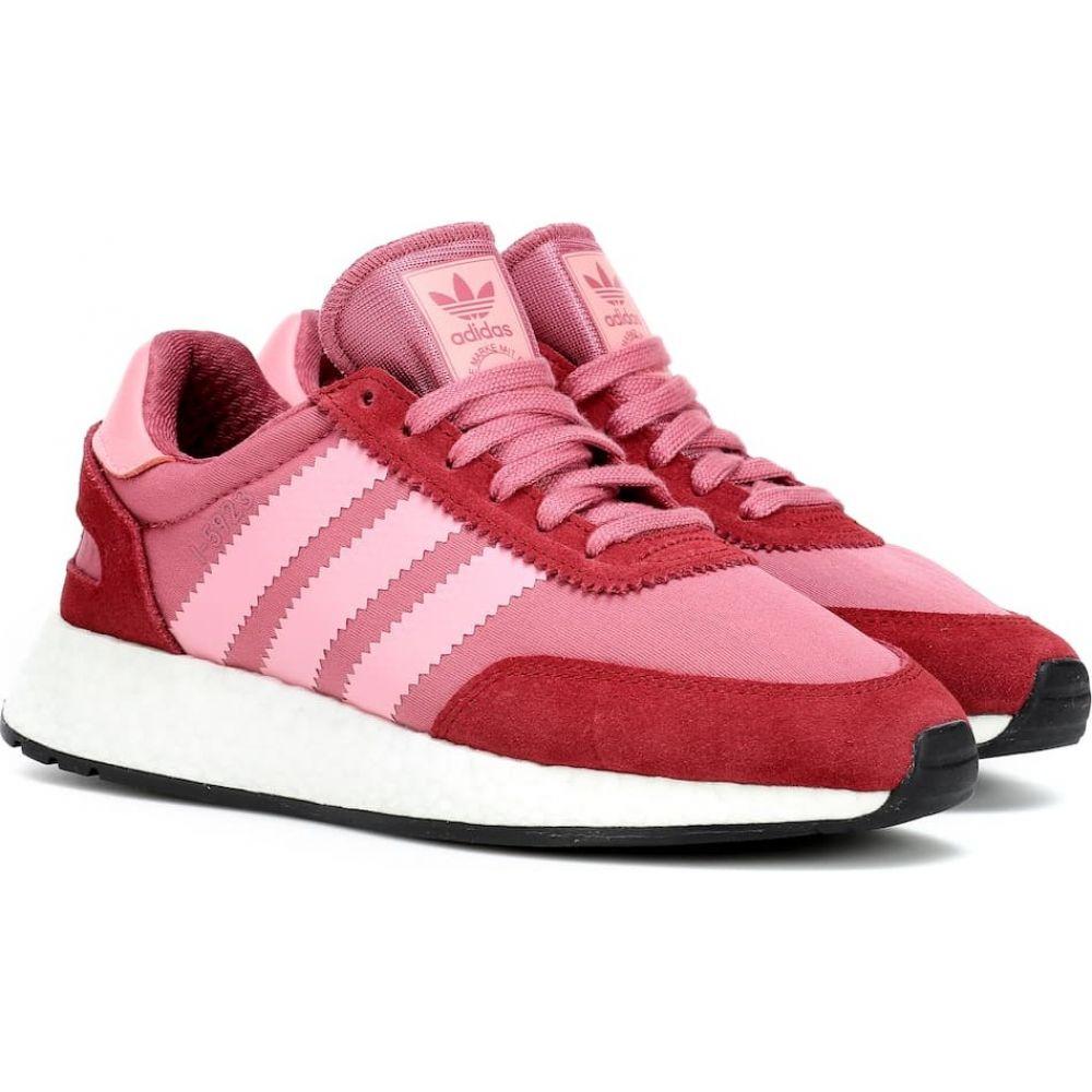 アディダス Adidas Originals レディース スニーカー シューズ・靴【1-5923 suede-trimmed sneakers】TraMar/SupPop/NobMar