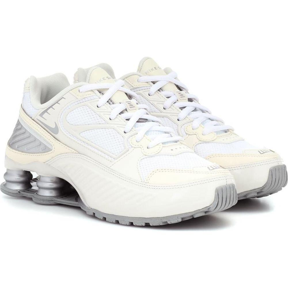 ナイキ Nike レディース スニーカー シューズ・靴【shox enigma sneakers】Phantom/M Silv