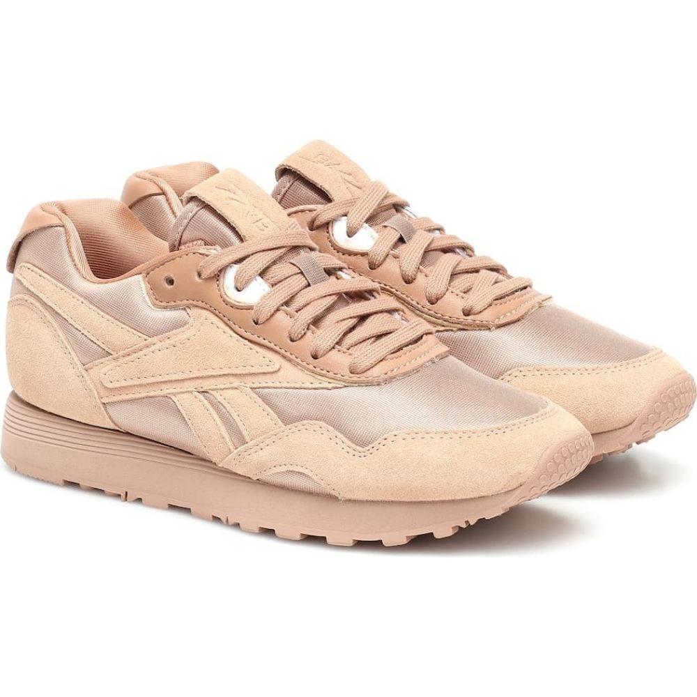 リーボック Reebok x Victoria Beckham レディース スニーカー シューズ・靴【rapide suede sneakers】Vbbest/White/Swaora