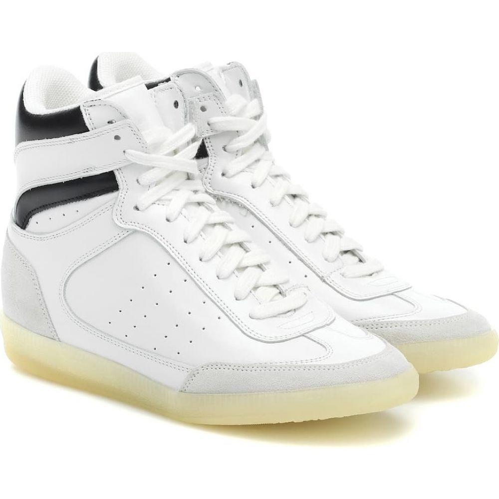 イザベル マラン Isabel Marant レディース スニーカー シューズ・靴【bayren leather sneakers】Yellow
