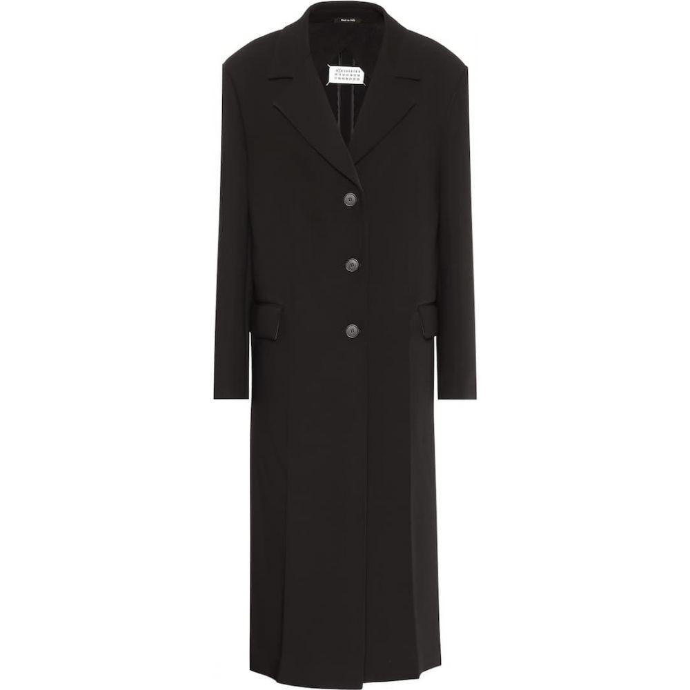 メゾン マルジェラ Maison Margiela レディース コート アウター【twill coat】Black