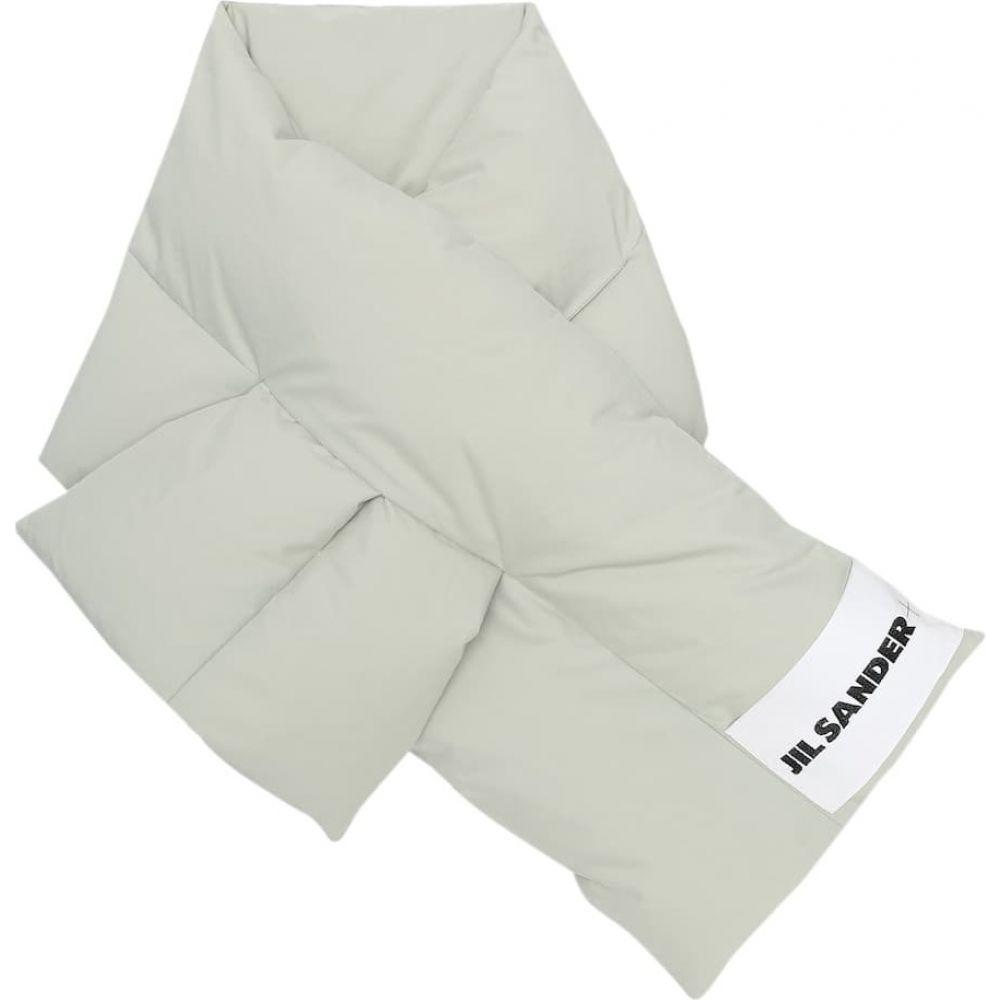 輝い ジル サンダー Jil scarf】Light Sander ジル レディース マフラー・スカーフ・ストール【down【down scarf】Light Grey Green, レンタル衣裳 マイセレクト:9efbebf3 --- sturmhofman.nl