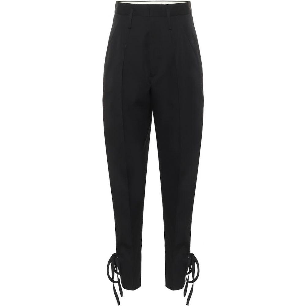 イザベル マラン Isabel Marant レディース ボトムス・パンツ 【Racomisl Wool Pants】Black