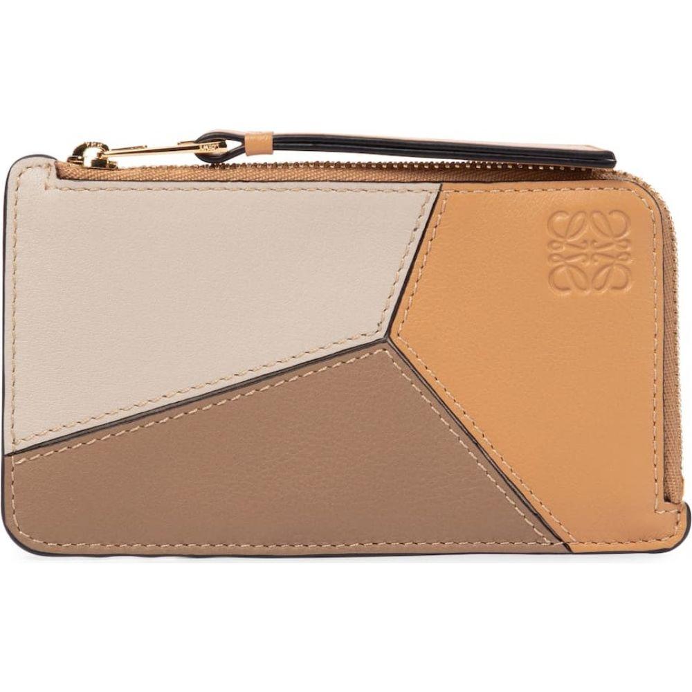 <title>ロエベ レディース 財布 時計 雑貨 サイズ交換無料 Loewe Puzzle leather wallet Warm Desert Mink サービス Color</title>