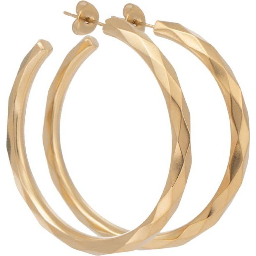 イザベル マラン レディース ジュエリー アクセサリー AL完売しました。 イヤリング ピアス サイズ交換無料 Marant hoop earrings Isabel Miki 売り込み
