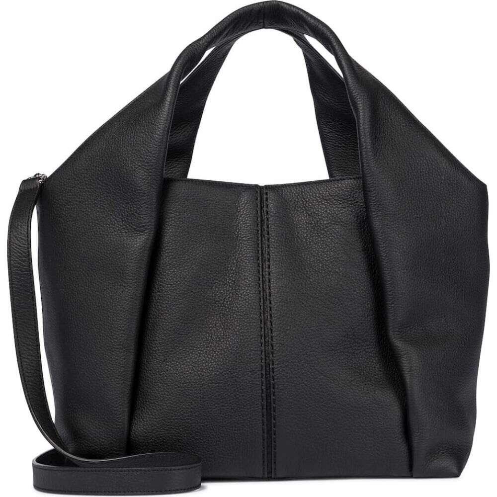 新しいブランド トッズ Tod's レディース トートバッグ バッグ【shirt small leather tote】Nero, 板橋区 f2fc7b60