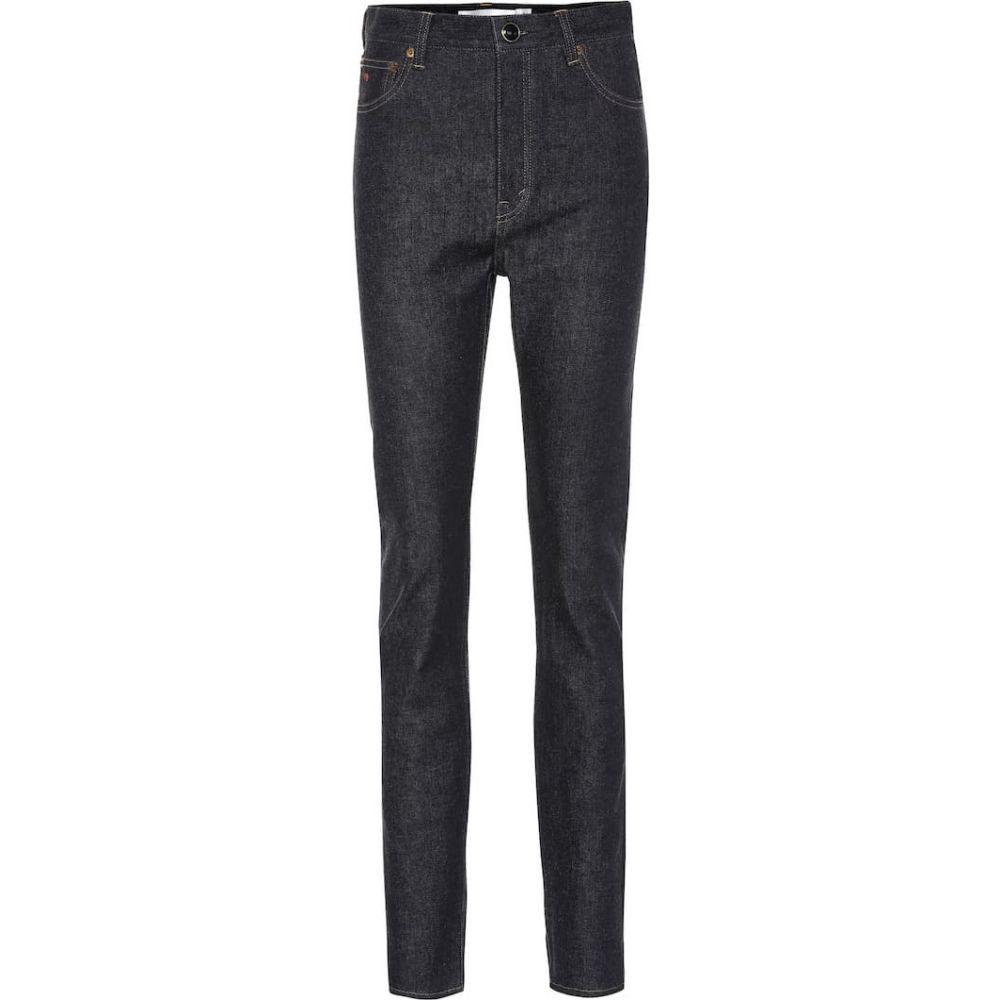 ヴィクトリア ベッカム レディース ボトムス 価格交渉OK送料無料 パンツ ジーンズ デニム jeans サイズ交換無料 Indigo mid-rise Victoria 結婚祝い Beckham