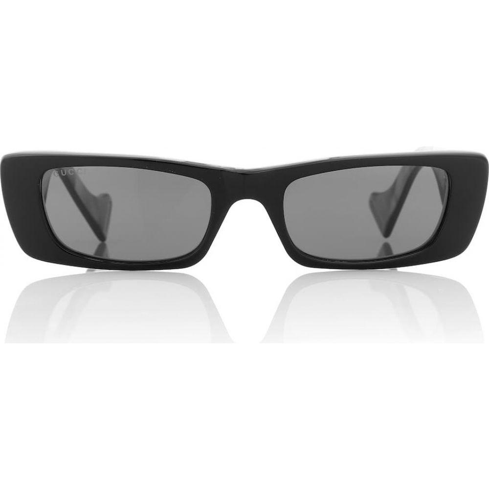 グッチ Gucci レディース メガネ·サングラス 【rectangular sunglasses】