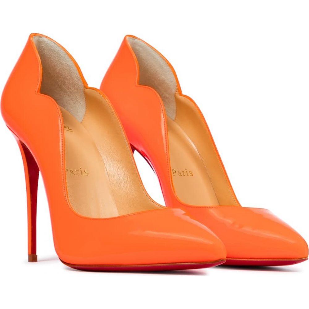 数量は多い  クリスチャン pumps】Fizz ルブタン Christian Louboutin レディース パンプス シューズ Louboutin・靴【hot クリスチャン chick 100 patent leather pumps】Fizz, S.S.N:807fed01 --- hafnerhickswedding.net