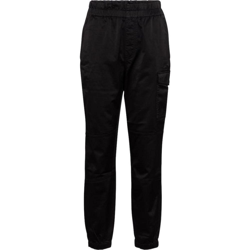 ジェイ ブランド レディース 入荷予定 ボトムス パンツ その他ボトムス サイズ交換無料 Black J cotton-blend ☆正規品新品未使用品 high-rise pants piper Brand
