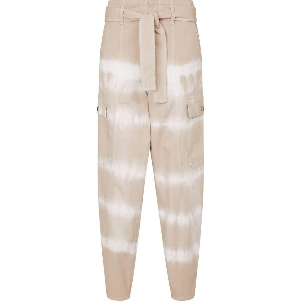 愛用  ステラ マッカートニー Stella ステラ McCartney レディース ボトムス Stella・パンツ マッカートニー【Tie-dye stretch-cotton pants】Walnut, なかよし屋 小豆島の美味見つけた:a81f53eb --- gerber-bodin.fr